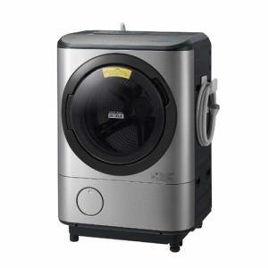 日立 BD-NX120CR-S ドラム式洗濯乾燥機 (洗濯12kg・右開き) ステンレスシルバー