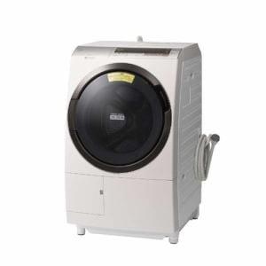日立 BD-SX110CL-N ドラム式洗濯乾燥機 (洗濯11kg・左開き) ロゼシャンパン