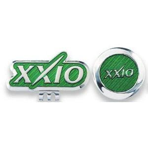 ダンロップ ゼクシオ ゼクシオ クリップマーカー グリーン DUNLOP XXIO GGF-12159 グリ-ン