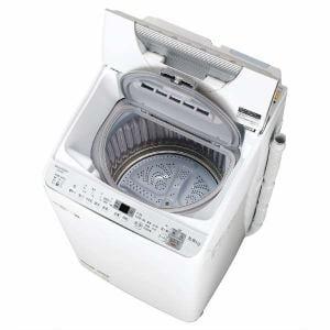 シャープ ES-TX5C-S 洗濯乾燥機 (洗濯5.5kg) シルバー系