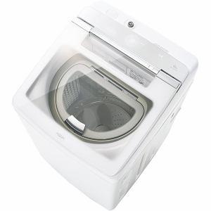 AQUA AQW-GTW100G-W 縦型洗濯乾燥機 (洗濯10.0kg /乾燥5.0kg) ホワイト