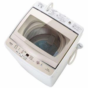 AQUA AQW-GP70G-W 全自動洗濯機 (洗濯7.0kg) ホワイト