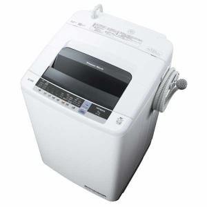 日立 NW-80C 全自動洗濯機 (洗濯8.0kg) ピュアホワイト
