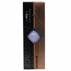 ブリヂストン S100 TOUR STAGE 【ボール】 1スリーブ(3球) パールホワイト