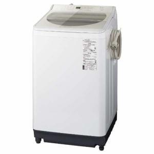 パナソニック NA-FA100H7-N 全自動洗濯機 洗濯10kg シャンパン