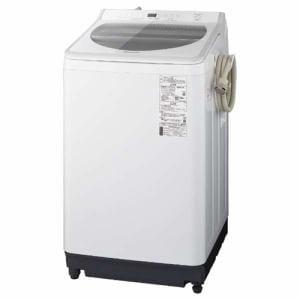 パナソニック NA-FA80H7-W 全自動洗濯機 洗濯8kg ホワイト