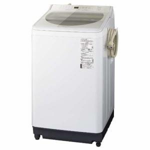 パナソニック NA-FA80H7-N 全自動洗濯機 洗濯8kg シャンパン