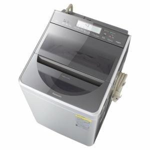 パナソニック NA-FW120V2-S 縦型洗濯乾燥機 洗濯12kg 乾燥6kg 温水泡洗浄W シルバー