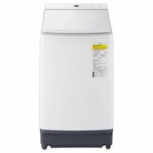 パナソニック NA-FW80K7-W 縦型洗濯乾燥機 洗濯8kg 乾燥4.5kg 泡洗浄 ホワイト