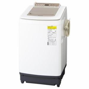 パナソニック NA-FD80H7-N 縦型洗濯乾燥機 洗濯8.0kg /乾燥4.5kg シャンパン