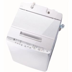 東芝 AW-10SD8(W) 全自動洗濯機 ZABOON(ザブーン) 洗濯10.0kg グランホワイト
