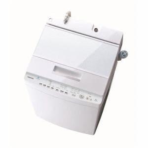 東芝 AW-8D8(W) 全自動洗濯機 ZABOON(ザブーン) 洗濯8.0kg グランホワイト