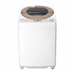 シャープ ES-GV10D-T 全自動洗濯機 (洗濯10.0kg) ブラウン系