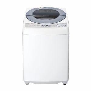 シャープ ES-GV8D-S 全自動洗濯機 (洗濯8.0kg) シルバー系