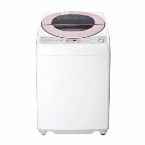 シャープ ES-GV7D-P 全自動洗濯機 (洗濯7.0kg) ピンク系