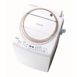 東芝 AW-8V8(W) タテ型洗濯乾燥機 (洗濯脱水8kg / 乾燥4.5kg) グランホワイト