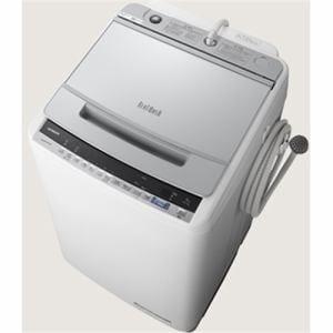 日立 BW-V90E S 全自動洗濯機 (洗濯9.0kg) シルバー