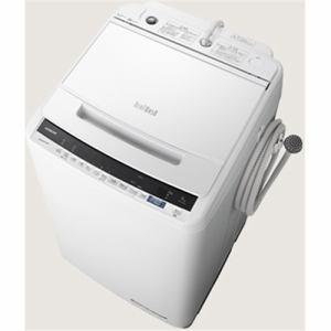 日立 BW-V80E W 全自動洗濯機 (洗濯8.0kg) ホワイト