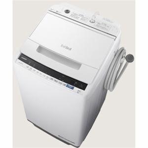 日立 BW-V70E W 全自動洗濯機 (洗濯7.0kg) ホワイト
