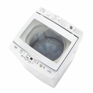 AQUA AQW-GV90H(W) 全自動洗濯機 簡易乾燥機能付 (洗濯9.0kg)