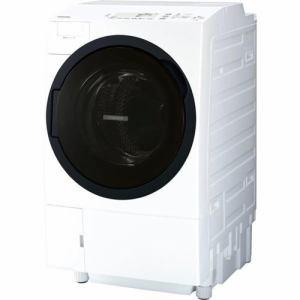 東芝 TW-117A8L(W) ドラム式洗濯乾燥機 ZABOON(ザブーン) (洗濯11.0kg /乾燥7.0kg/左開き) グランホワイト