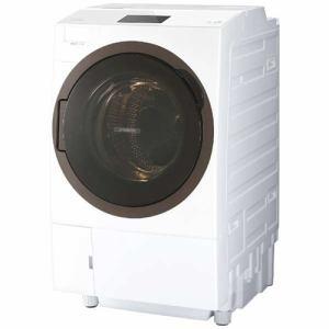 東芝 TW-127X8R(W) ドラム式洗濯乾燥機(洗濯12kg/乾燥7kg・右開き) グランホワイト