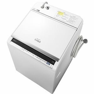 日立 BW-DV120E W 縦型洗濯乾燥機 12kg ホワイト