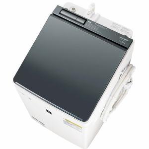 シャープ ES-PW11D-S 縦型洗濯乾燥機 (洗濯11.0kg/乾燥6.0kg) シルバー系