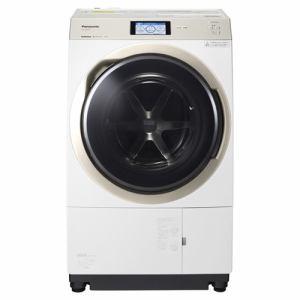 パナソニック NA-VX900AR-W ドラム式洗濯乾燥機 (洗濯11.0kg /乾燥6.0kg・右開き) クリスタルホワイト