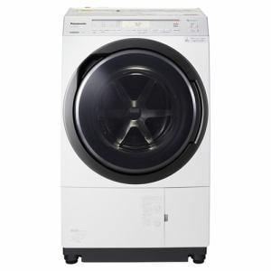 パナソニック NA-VX800AR-W ドラム式洗濯乾燥機 (洗濯11.0kg /乾燥6.0kg・右開き) クリスタルホワイト