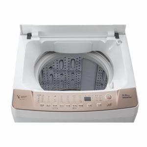 YAMADASELECT(ヤマダセレクト) YWMTV80G1 全自動洗濯機 8kg ゴールド