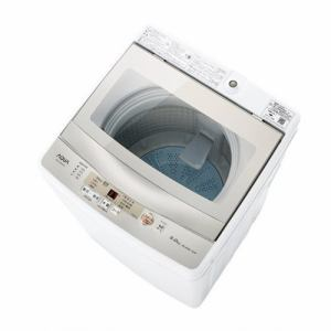 AQUA AQW-GS50H(W) 簡易乾燥機能付き洗濯機 (洗濯:5.0kg) ホワイト