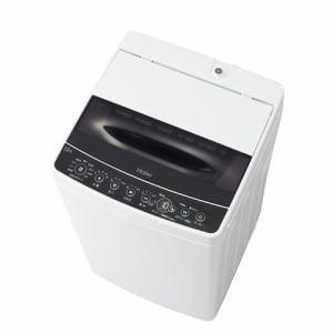 ハイアール JW-C55D K 全自動洗濯機 (洗濯5.5kg) ブラック