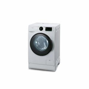 アイリスオーヤマ HD81AR-W ドラム式洗濯機 (洗濯・脱水8.0kg/左開き) ホワイト