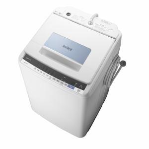 日立 BW-T806 全自動洗濯機 ビートウォッシュ (洗濯8kg) ブルー