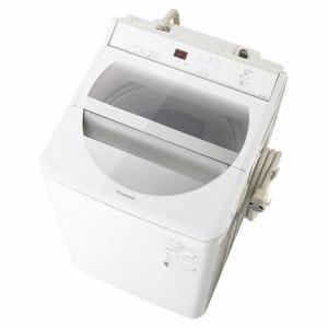 洗濯機 パナソニック 8KG NA-FA80H8-W 全自動洗濯機 (洗濯8kg) 泡洗浄 ホワイト