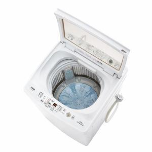 洗濯機 アクア 8KG AQUA AQW-GV80J 全自動洗濯機 8.0kg ホワイト