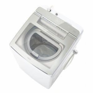 アクア AQW-GTW100J(W) タテ型洗濯乾燥機 (洗濯10kg・乾燥5kg) ホワイト系