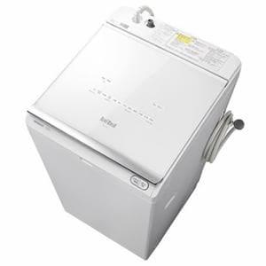 日立 BW-DX120F W 縦型洗濯乾燥機 ビートウォッシュ (洗濯12kg・乾燥6kg) ホワイト