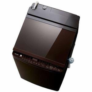 東芝 AW-10SV9(T) タテ型洗濯乾燥機 ZABOON(洗濯脱水10kg/乾燥5kg) グレインブラウン