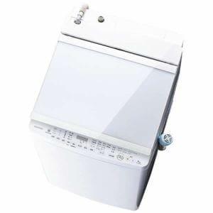東芝 AW-9SV9(W) タテ型洗濯乾燥機 ZABOON(洗濯脱水9kg/乾燥5kg) グランホワイト