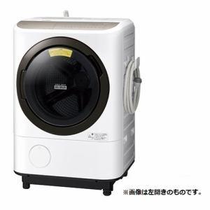 日立 BD-NV120FR W ドラム式洗濯乾燥機 ビッグドラム (洗濯12kg・乾燥7kg) 右開き ホワイト