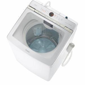 AQUA AQW-GVX120J(W) 簡易乾燥機能付き洗濯機 (洗濯・脱水12.0kg) ホワイト