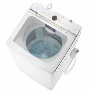 洗濯機 アクア 10KG AQUA AQW-GVX100J(W) 簡易乾燥機能付き洗濯機 (洗濯・脱水10.0kg) ホワイト