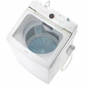 AQUA AQW-GVX90J(W) 簡易乾燥機能付き洗濯機 (洗濯・脱水9.0kg) ホワイト