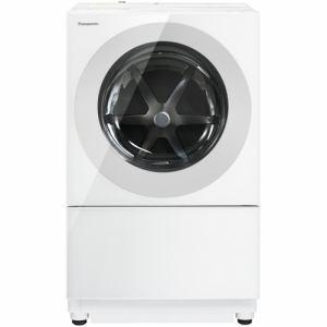 パナソニック NA-VG750R-W ななめドラム式洗濯機 Cuble (洗濯7kg・乾燥3.5kg) 右開き マットホワイト