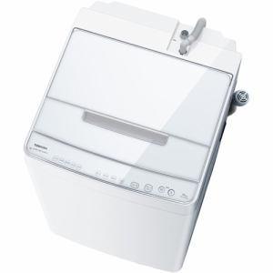 洗濯機 東芝 10KG AW-10SD9(W) 全自動洗濯機 (洗濯・脱水10kg) ZABOON ウルトラファインバブル洗浄W グランホワイト