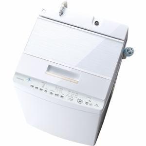 東芝 AW-8DH1-W 全自動洗濯機 ZABOON (洗濯8kg) グランホワイト