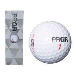 プロギア SOFT DISTANCE 【ゴルフボール】 1スリーブ(3球) ホワイト