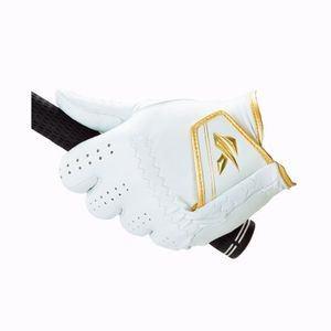 キャスコ プレミアムフィット 天然皮革グローブ 左手用(ホワイト・23cm) Kasco GR-1350ホワイト 23CM